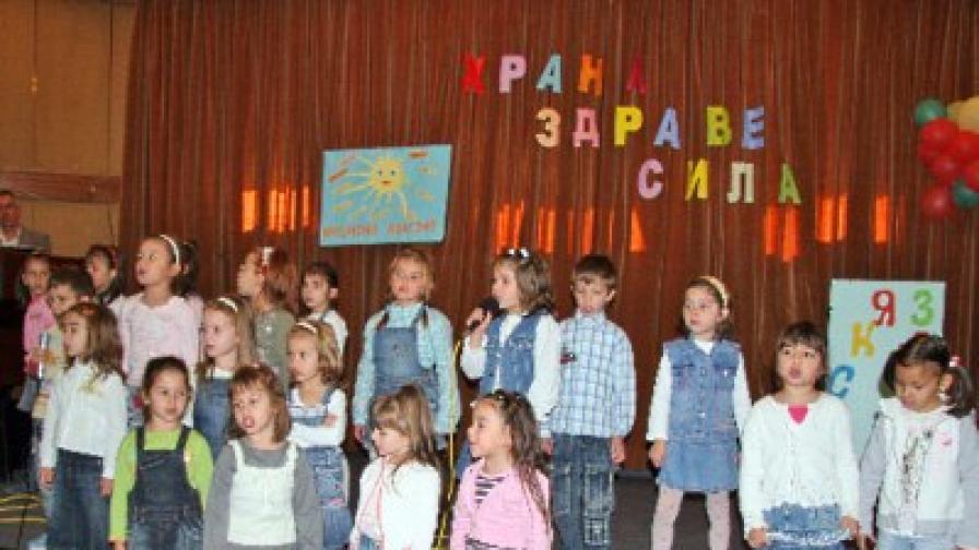 За детските градини в София - вече по новите правила