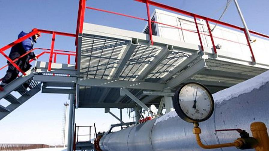 Авария прекъсна доставките на газ от Туркменистан към Русия