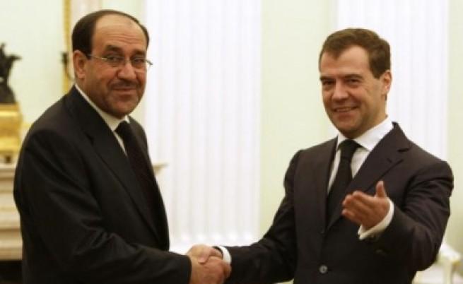Ирак и Русия възстановяват отношенията си