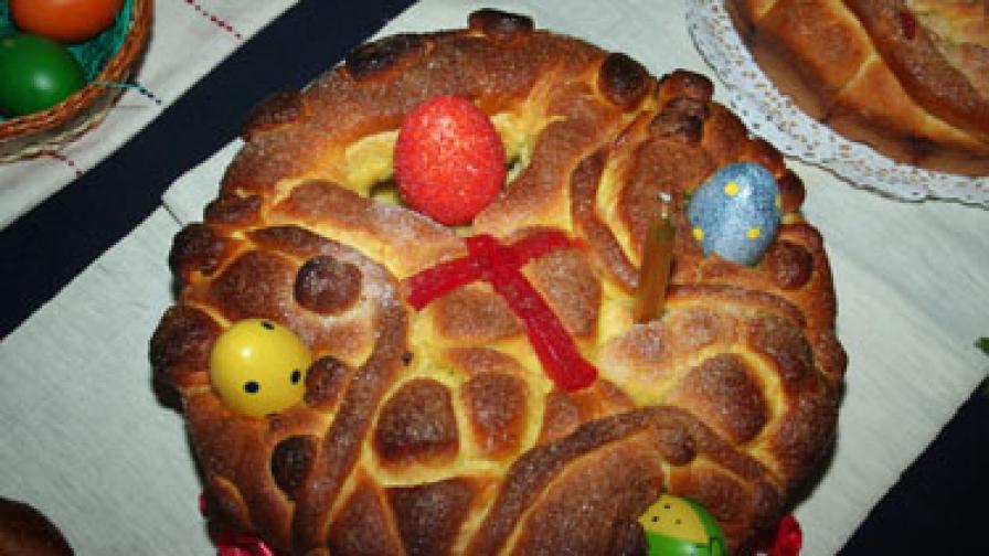 Козунакът е за Великден