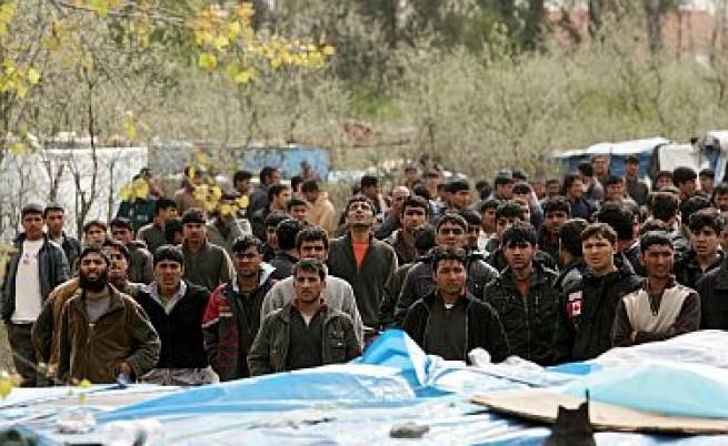 Резултат с изображение за емигранти лагери