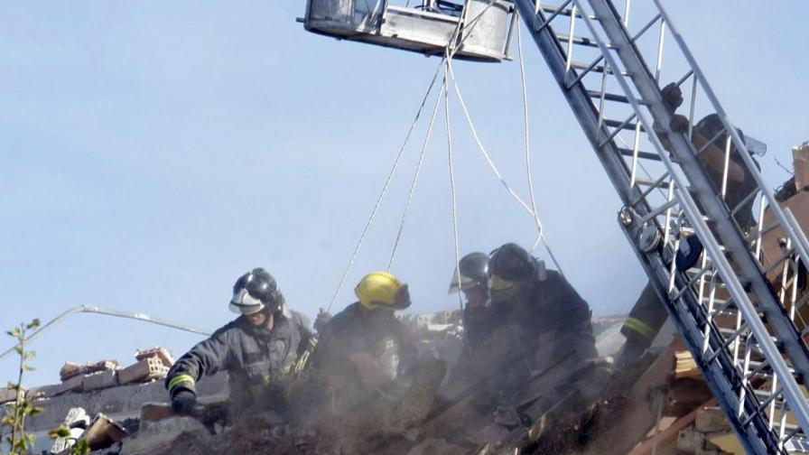 Експлозия на газ уби двама в Испания