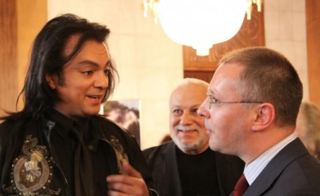 Ройтерс: Хладен прием за Станишев в Москва
