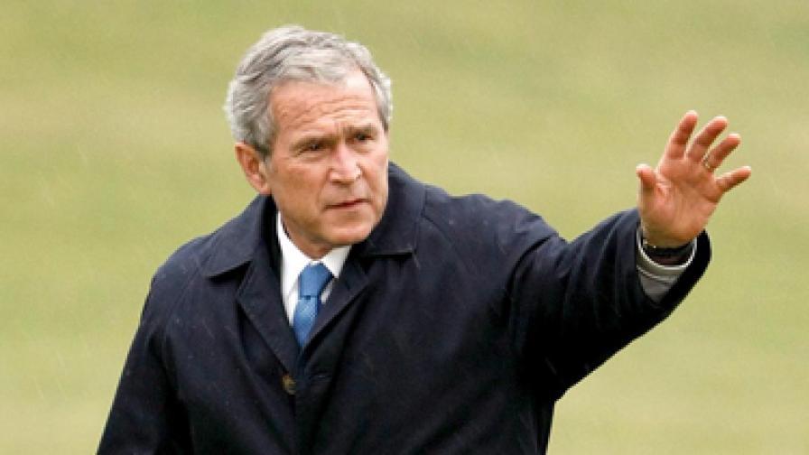 По милион на ден за библиотеката на Буш