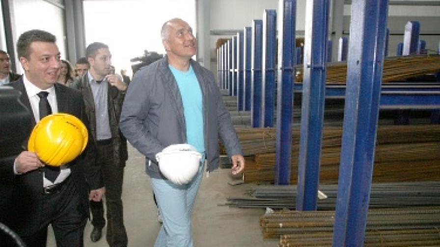 Борисов: Ще имаме гарантирани 1,5 млрд.евро от еврофондовете