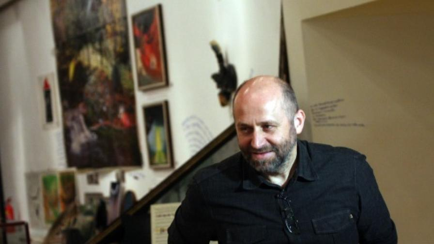 Голяма изложба на Недко Солаков в София