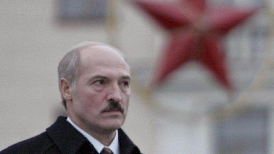 Александър Лукашенко, президент на Беларус