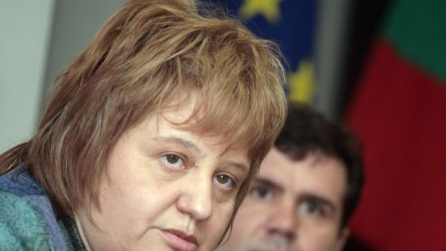 Марияна Коцева - председател на Националния статистически институт