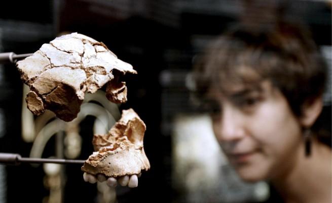 Първите европейци хапвали човешко месо