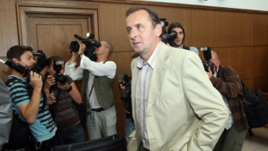 Осъдиха Валентин Димитров на 14 години затвор