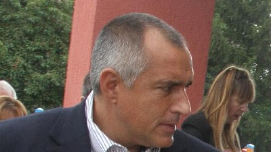 Борисов: В опозиция, ако управлението ни зависи от Доган