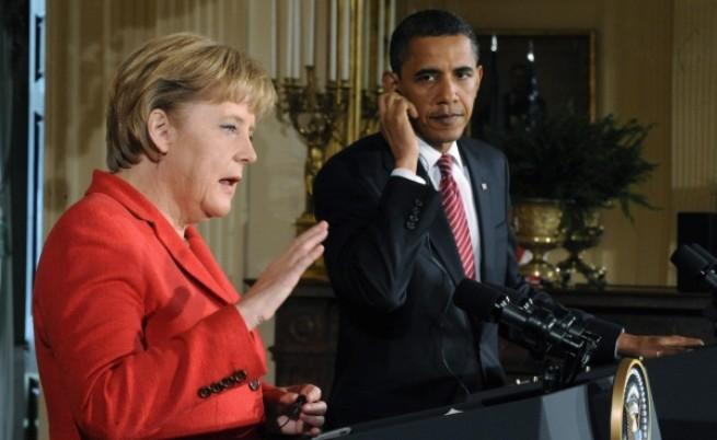 Ангела Меркел: Приятелите не се подслушват