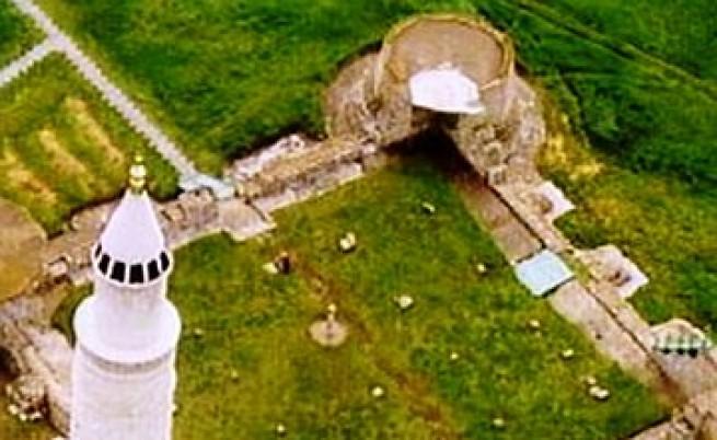 От Космоса откриха ханския дворец в Болгар