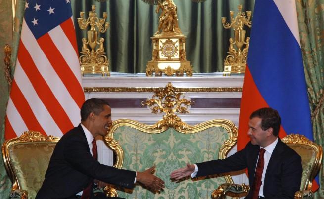 САЩ и Русия подписаха ключови споразумения