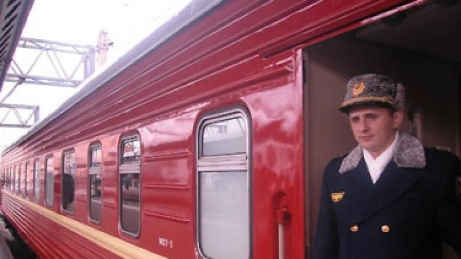 Ленинградската гара в Москва - отново Николаевска
