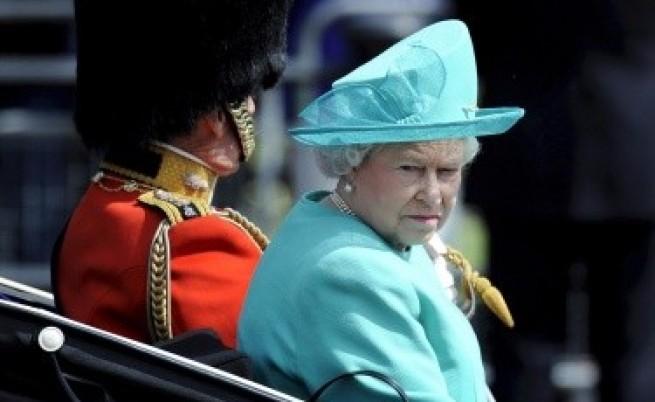 Кралското благородство излиза през носа