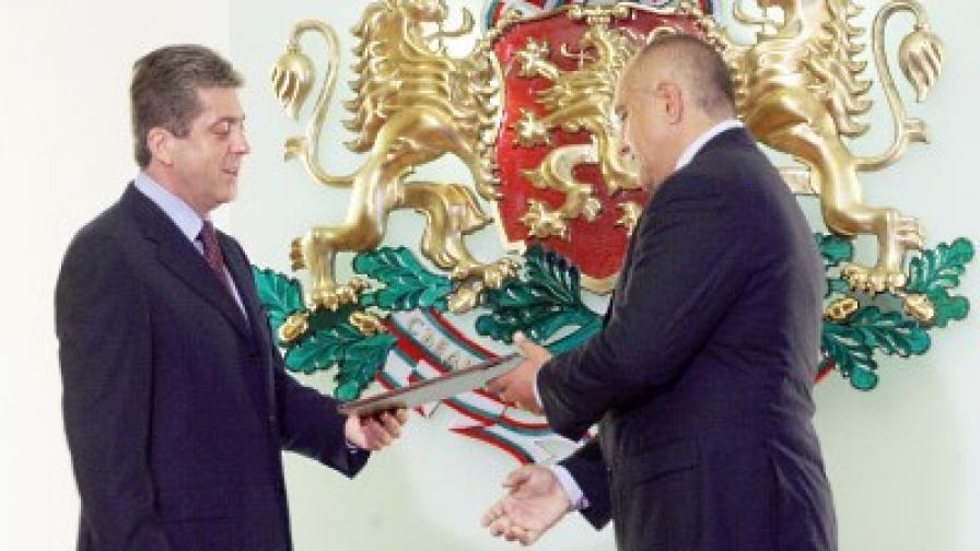 Бойко Борисов има седмица за новия кабинет