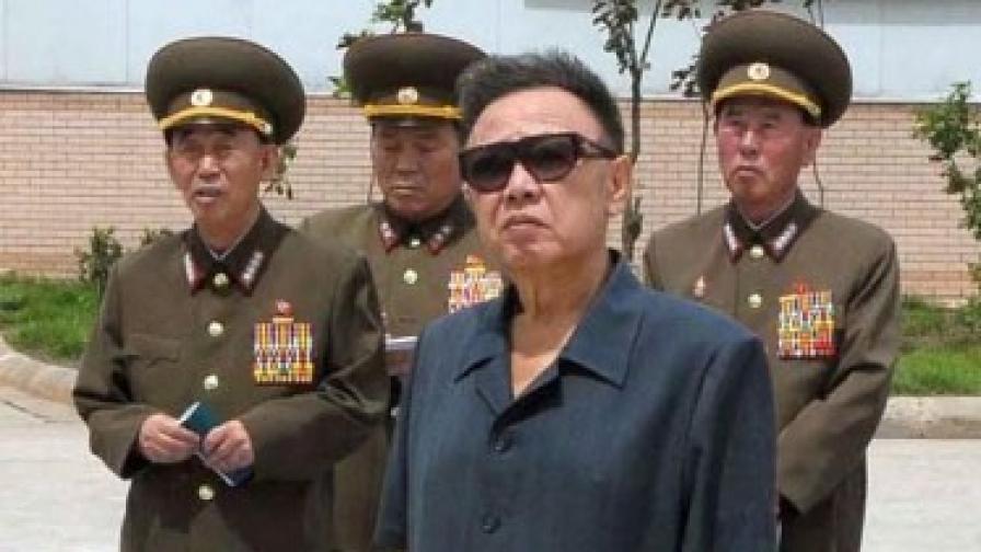 Снимат сериал за Ким Чен-ир