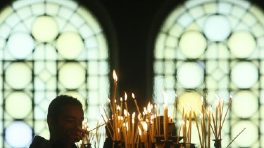 Църквата чества паметта на Света Марина