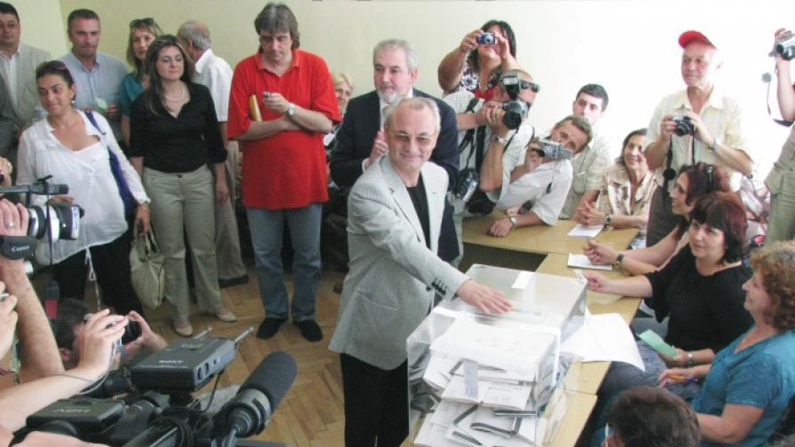 Психология на изборната активност