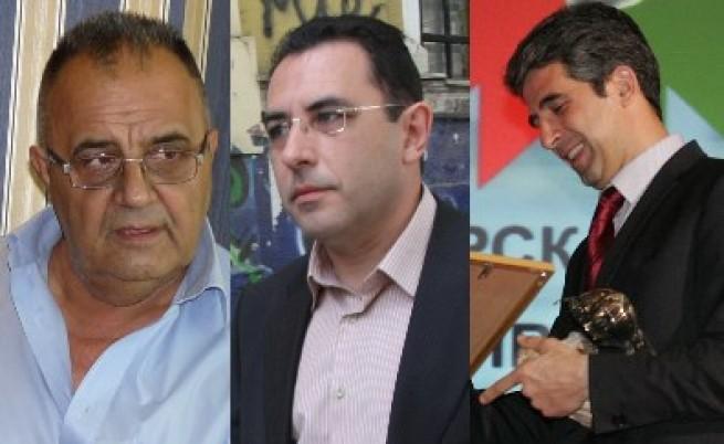 Божидар Димитров - министър на българите в чужбина