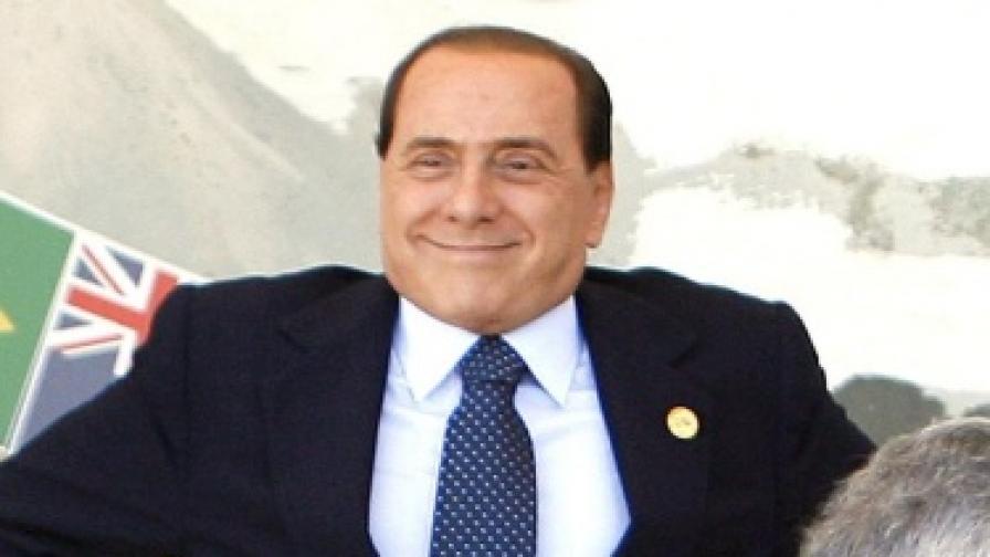Скандалът с Берлускони - все по-пикантен