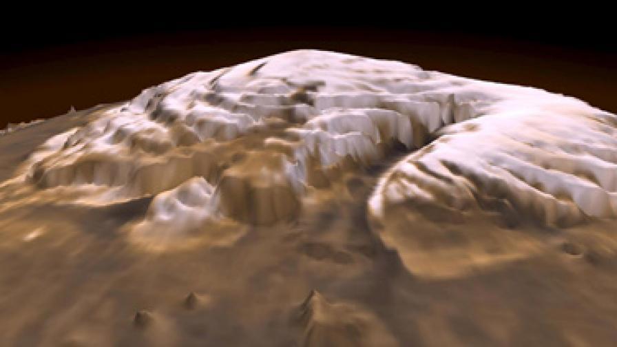 Отлагат мисията до Марс за 2018 г.
