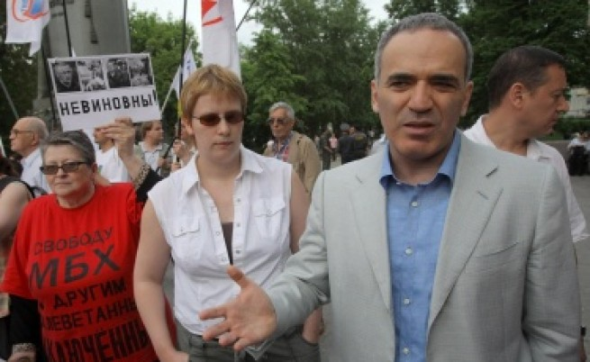 50 арестувани на протест срещу Путин