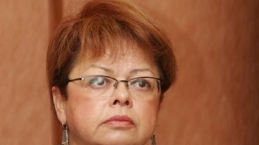 Живка Гичева загина в катастрофа