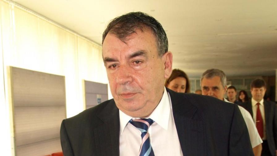 Константин Шушулов