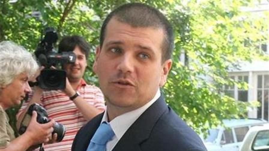 Президентът Първанов назначи Калин Георгиев
