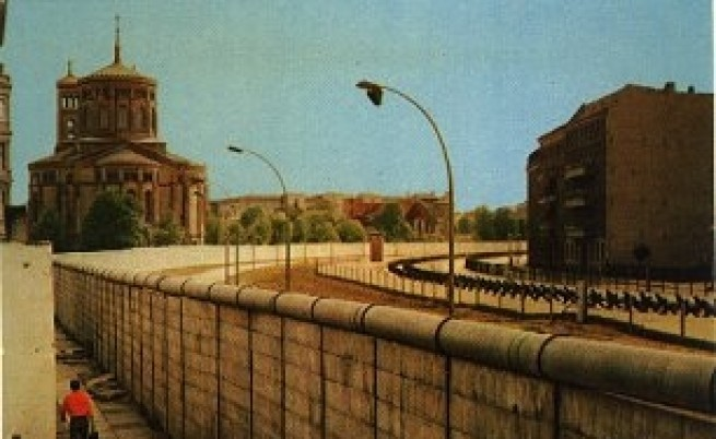Как бягаха през Берлинската стена