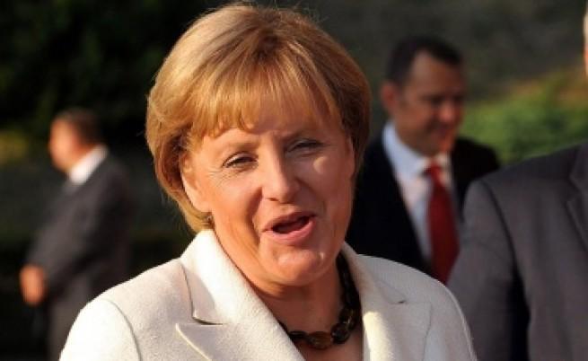 Меркел била и добра домакиня