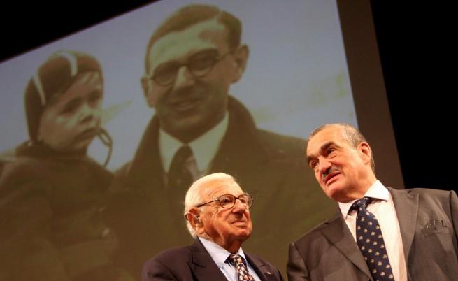 Влак спомен тръгна към 100-годишен спасител на еврейски деца