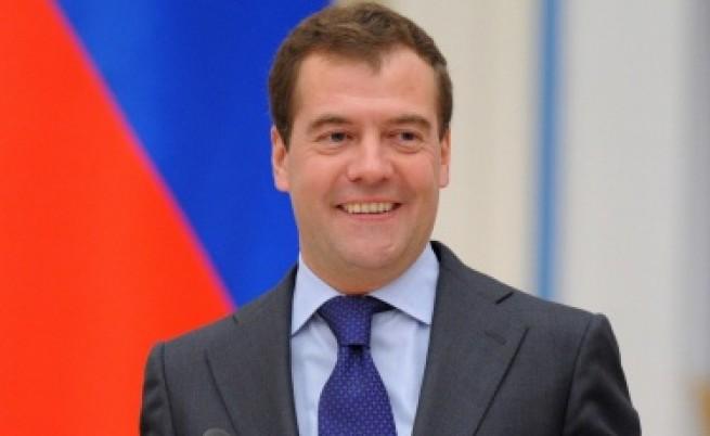 Медведев: Имаме проблеми, но се модернизираме