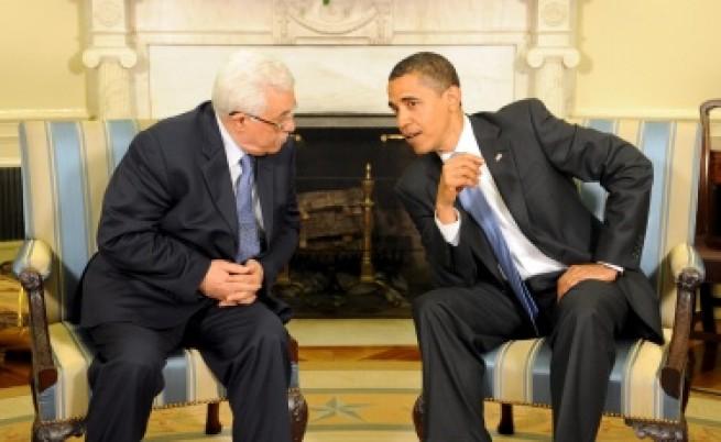 Обама ще помирява Нетаняху и Абас