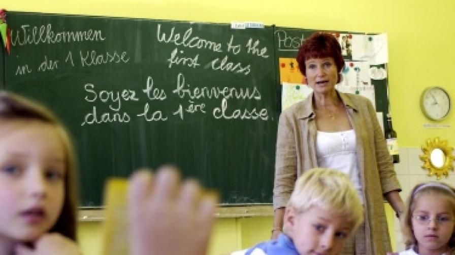 44% от българите не говорят чужд език