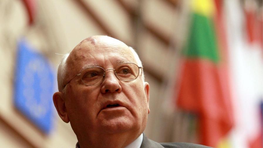 Горбачов: Иде матриархат