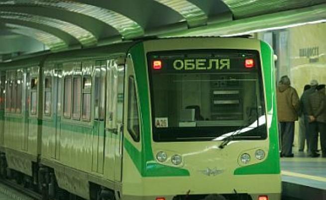ЕК отпуска 180 млн. евро за метрото