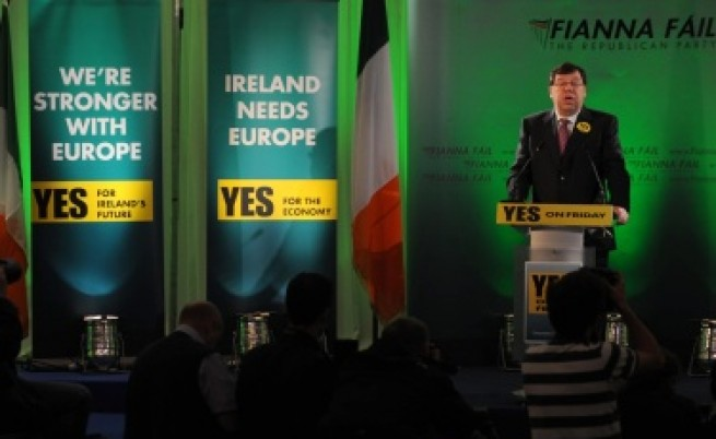 Ирландия: Втори референдум за новия европейски договор