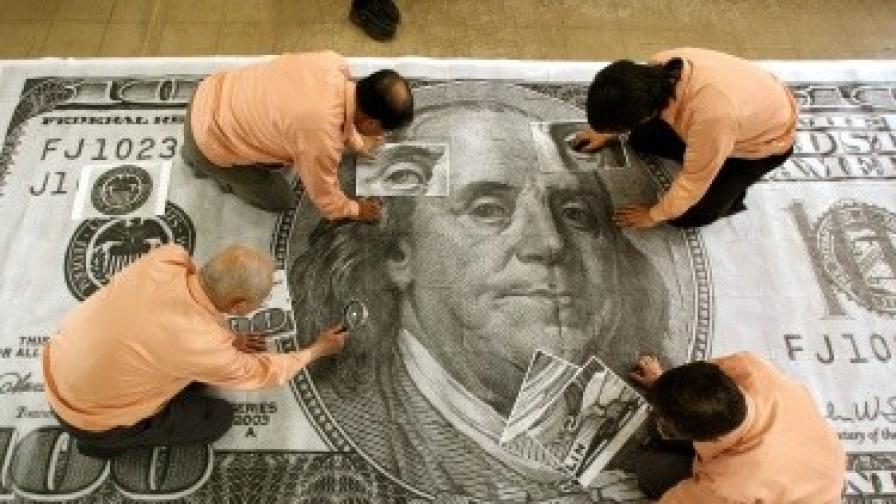 На дневен ред е краят на долара