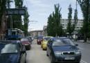 Гол мъж легна в центъра на София, интернет отвърна