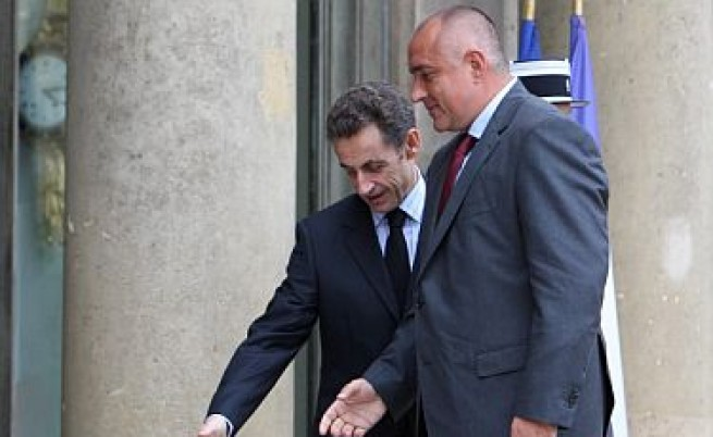 Саркози към Борисов: Как се разделятe с Москва, всичко е руско