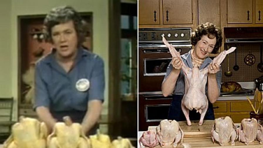 Най-известните готвачи на екрана