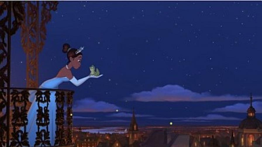"""""""Принцесата и жабокът"""" е класическа анимация, а действието се развива в Ню Орлиънс"""