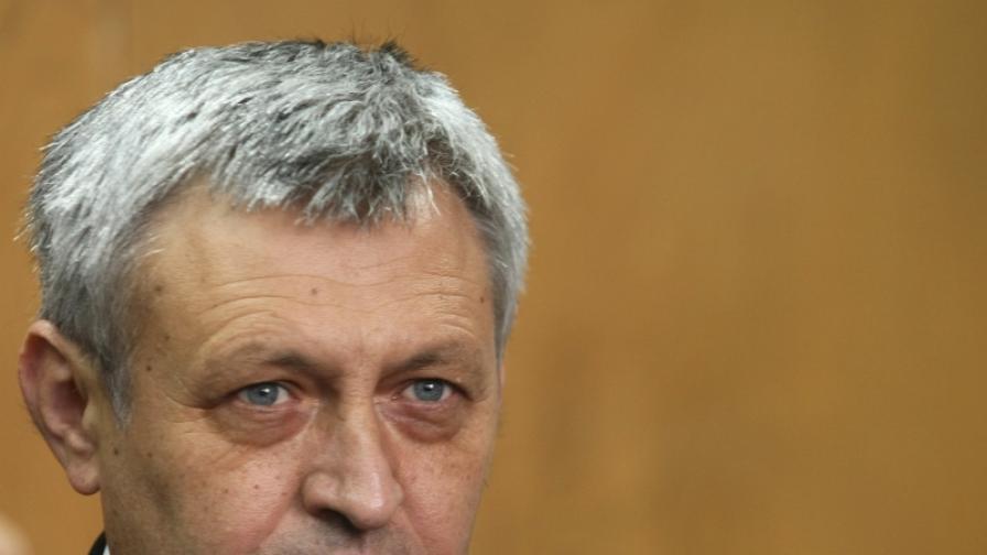 """Комисар Захарин Пенов - директор на """"Гранична полиция"""""""