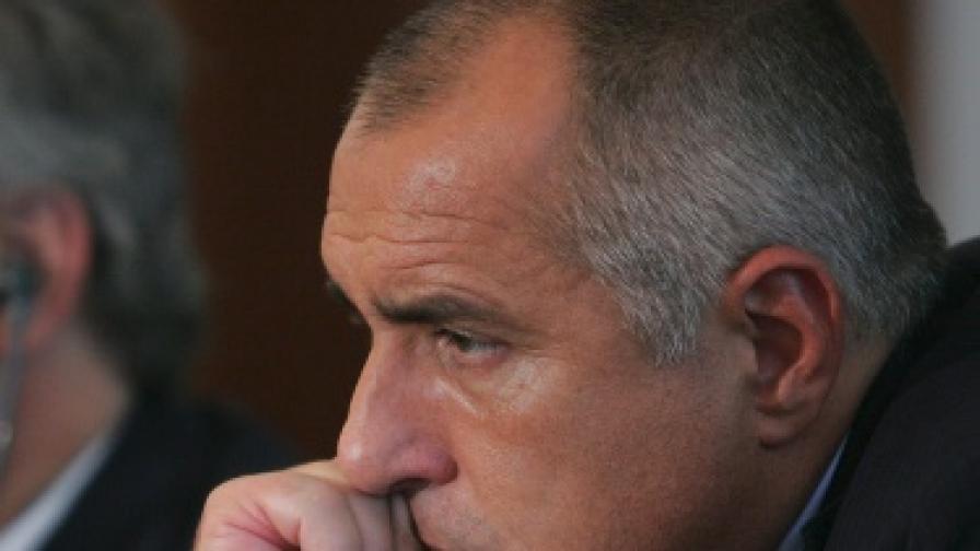 Борисов: Докладът на ДАНС за корупцията е у мен