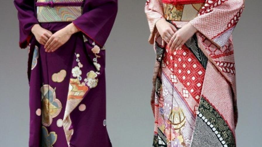"""В театър """"София"""" ще има ревю на традиционно японско облекло"""