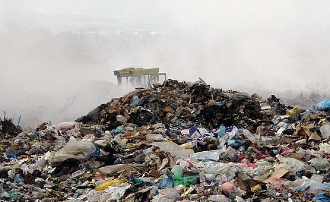 Боклукът на София тръгва към Пловдив