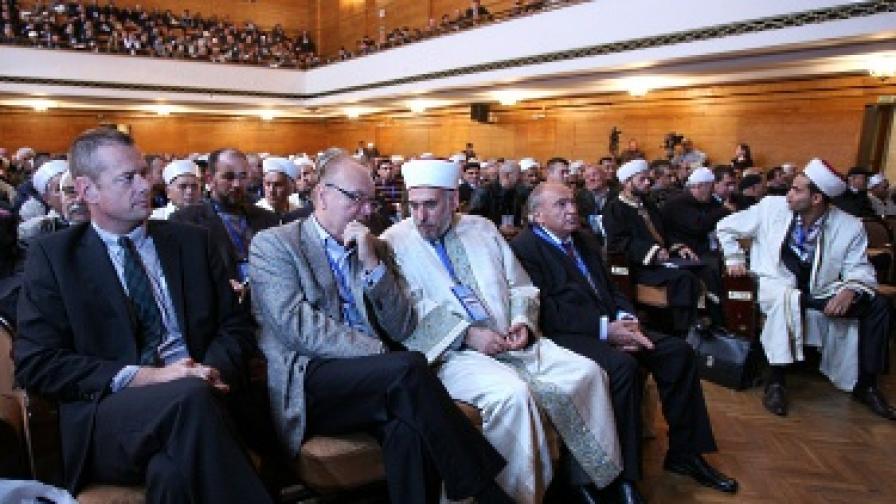 Преизбраха Мустафа Хаджи за главен мюфтия